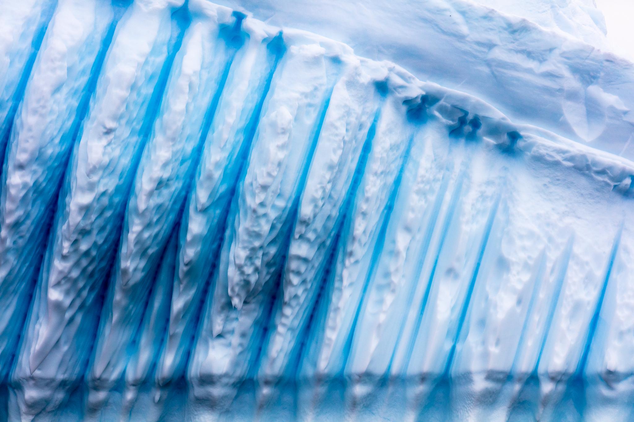 Antarctic Landscapes – Blue Ice Iceberg