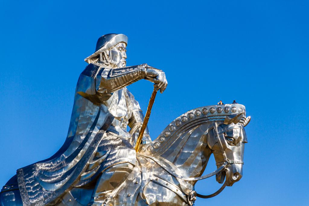 Mongolia – Chingiss Kahn